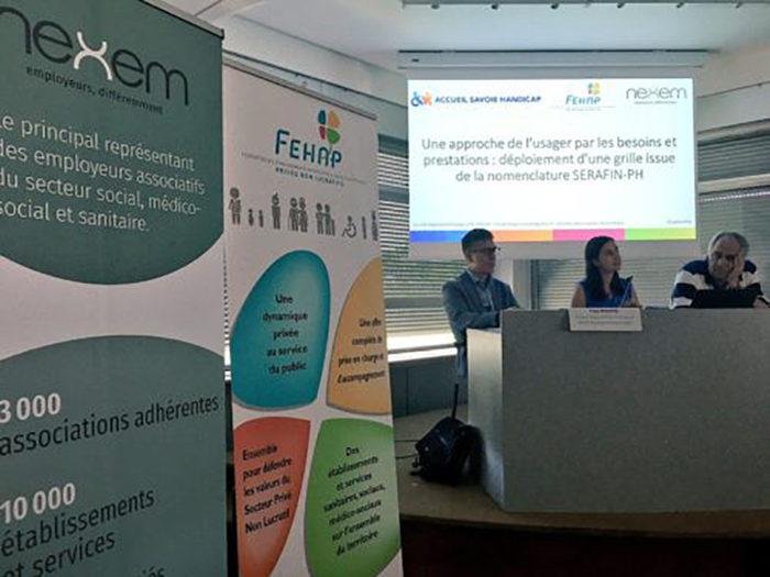 Participation à la journée régionale d'échanges et de réflexions sur les systèmes d'information de la FEHAP