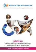 Livret d'accueil salariés SAMSAH