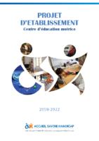 Projet d'établissement CEM 2018-2022