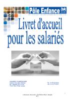 Livret accueil salaries pole enfance