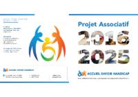 Plaquette présentation projet associatif