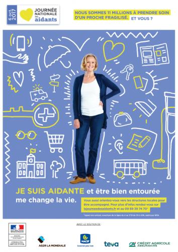 Accueil Savoie Handicap se mobilise pour la journée nationale des aidants