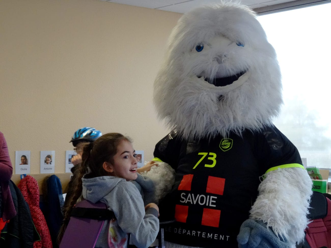 Le club de Handball de Chambéry à ASH