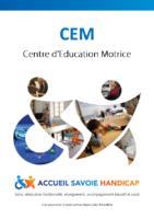 Plaquette de présentation du CEM