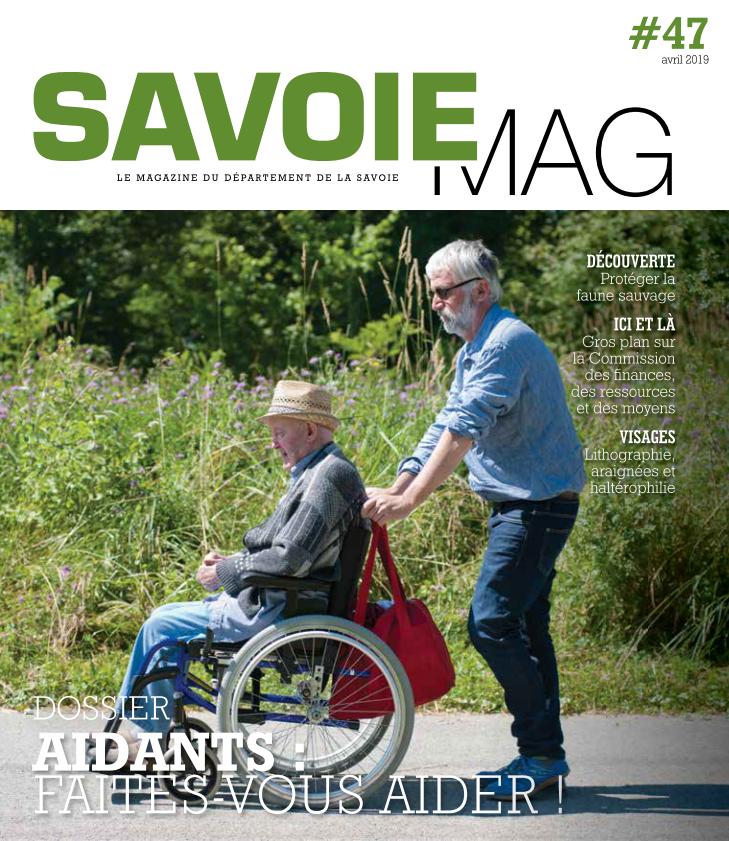 Les aidants à la une de Savoie Mag !