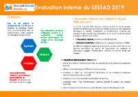 Synthèse Rapport d'évaluation interne SESSAD 2018-2019