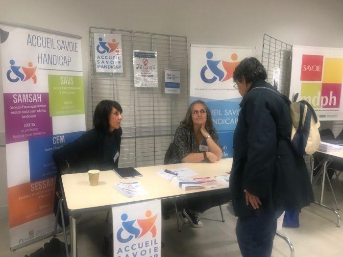 Retour sur la journée des aidants 2019 à Chambéry