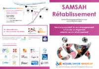 Plaquette de présentation SAMSAH Rétablissement