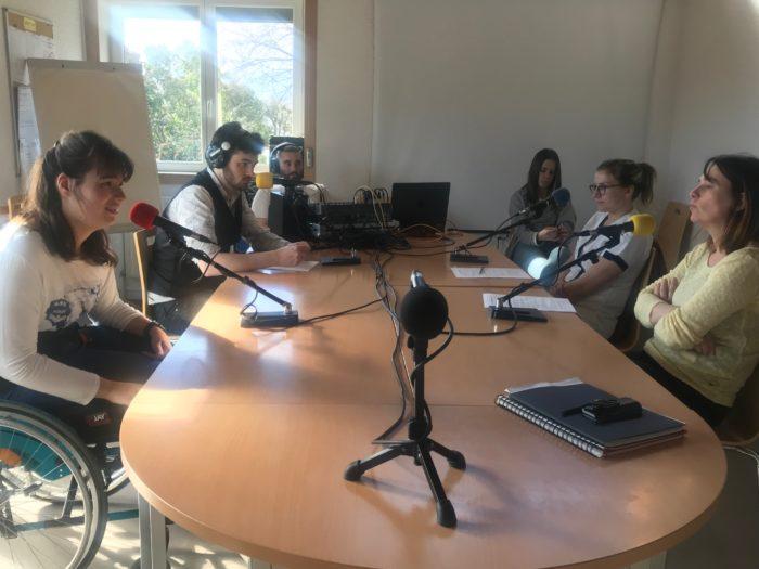 Une émission de radio au CEM !