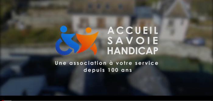 Découvrez la vidéo d'Accueil Savoie Handicap !