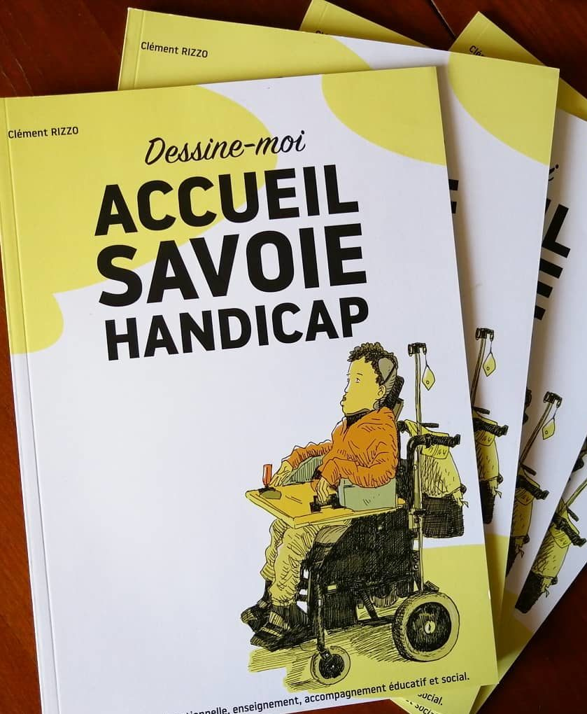 Dessine-moi Accueil Savoie Handicap