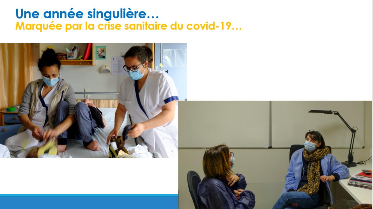Une Assemblée Générale témoignant de la singularité de l'année 2020 pour Accueil Savoie Handicap
